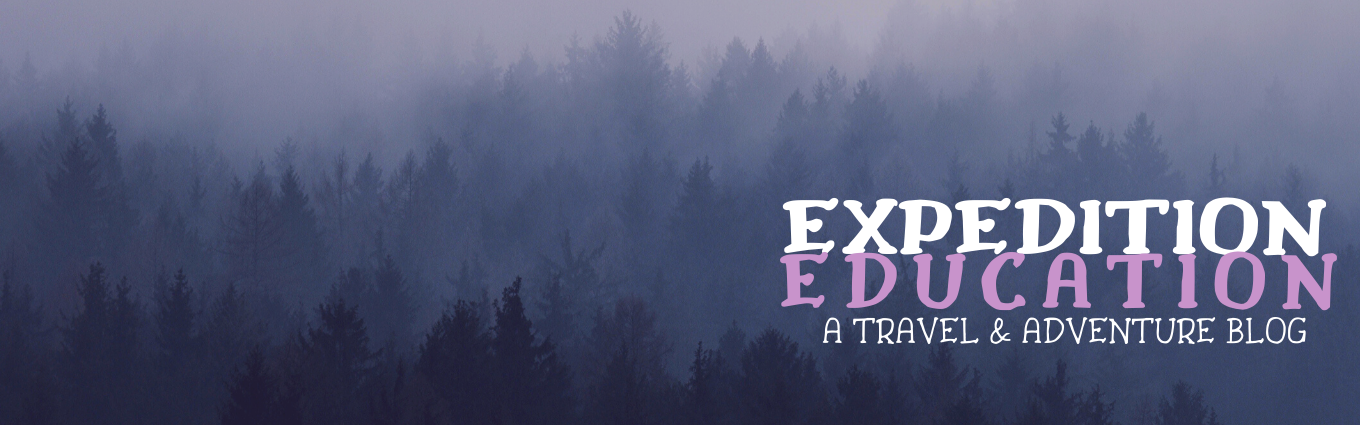 Expedition Education - A Traveling Teacher's Blog